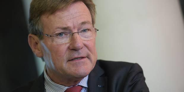 """Johan Van Overtveldt: """"Ceux qui parlent d'erreurs de calcul ne connaissant pas la définition d'un contrôle budgétaire"""" -..."""