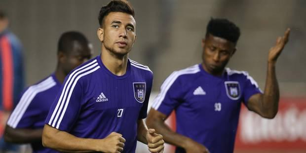 Anderlecht: Mahmoud 'Trezeguet' Hassan absent plusieurs mois.... - La Libre