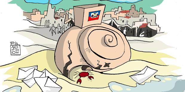 Haïti : nouvelle farce électorale - La Libre