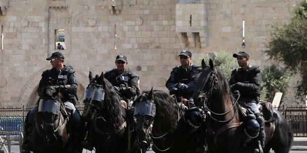 "L'ONU ""condamne fermement"" l'attaque contre le tombeau de Joseph - La Libre"