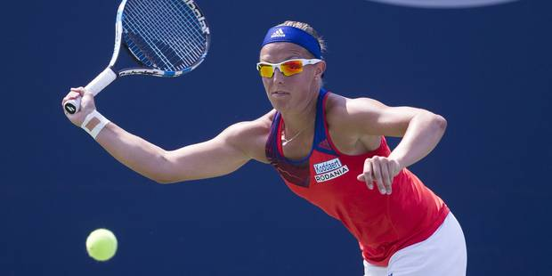 Kirsten Flipkens en demi-finales à Linz - La Libre