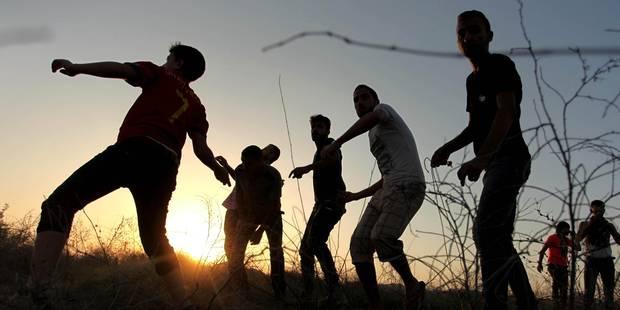 Trois Palestiniens tués après des attaques anti-israéliennes au couteau - La Libre