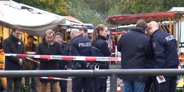 """Une femme politique allemande poignardée par un anti-migrants, """"stupeur"""" de Merkel - La Libre"""