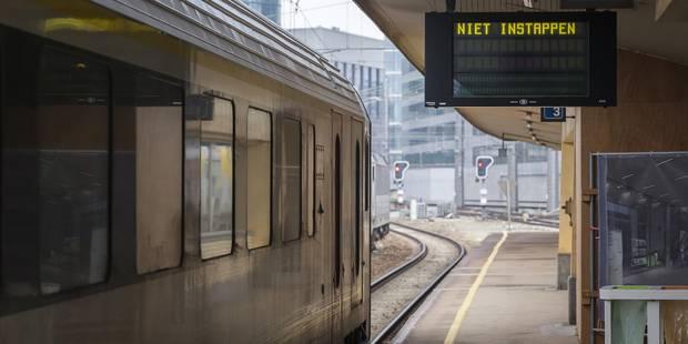 Grève sur le rail: perturbations pour les retours - La Libre