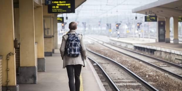 SNCB: Le trafic revient progressivement à la normale à Namur et Liège, le Hainaut touché mardi - La Libre