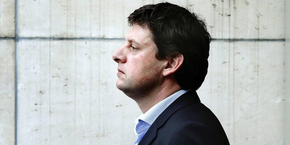 """John Crombez, président du SP.A: """"Ce gouvernement est bordélique et injuste"""" - La Libre"""