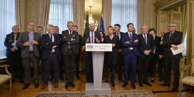 Pension complémentaire: Gouvernement et partenaires sociaux travailleront à la mise en oeuvre de l'accord - La Libre