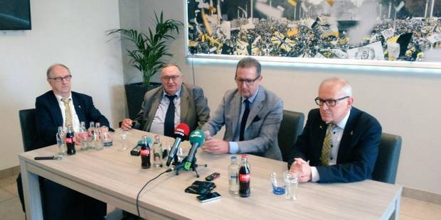 Bob Peeters viré, Georges Leekens est de retour à Lokeren (Officiel) - La Libre