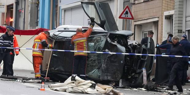 Bruxelles: il tue un piéton et abandonne sa passagère grièvement blessée - La Libre