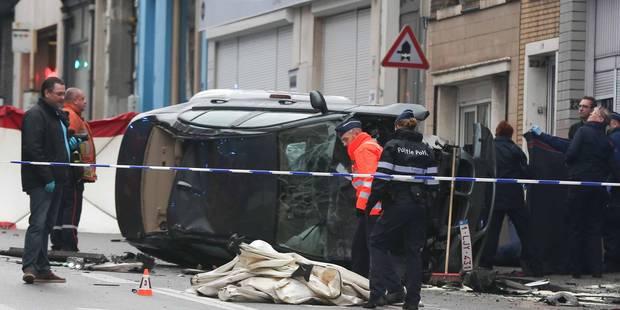 Accident mortel à Bruxelles-Ville: le chauffard s'est rendu à la police - La Libre