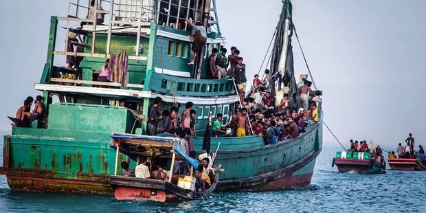 Australie: Les services de l'immigration ont soudoyé des passeurs pour repousser des réfugiés - La Libre