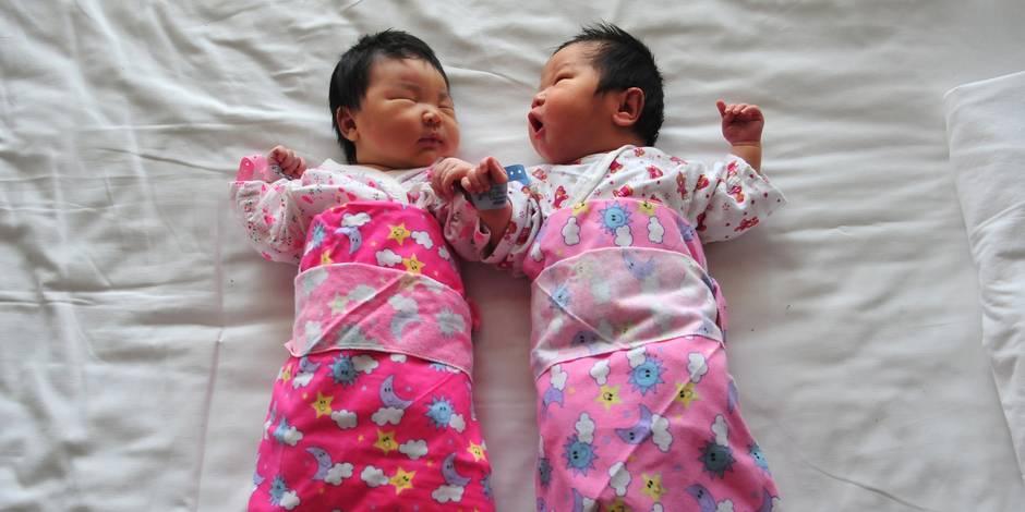 Chine: Le parti vous recommande d'avoir désormais deux enfants? - La Libre