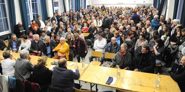 L'accueil des réfugiés divise les habitants de Walcourt (Vidéos) - La Libre