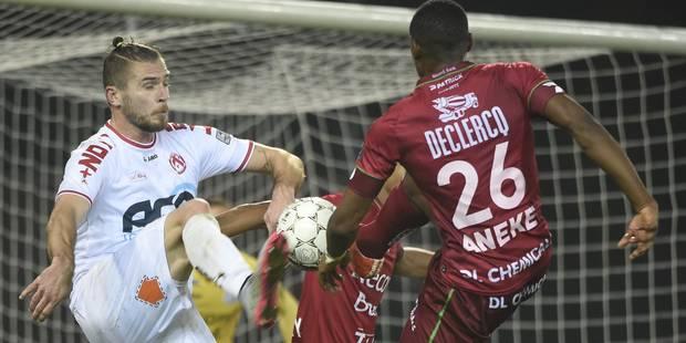 Quatre buts mais pas de vainqueur à Zulte Waregem - Courtrai - La Libre