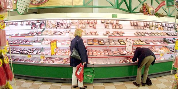 Les étiquettes de produits à base de viande ne reflètent pas toujours la vérité - La Libre