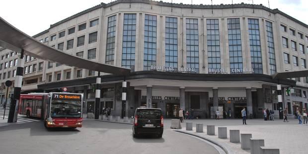 Bruxelles: la cause du décès de l'homme découvert gare Centrale pas encore connue - La Libre