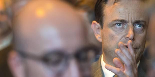 De Wever enjoint les partis européens à prendre le problème à bras le corps - La Libre
