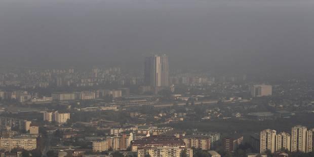 Pollution: nouveau record du niveau des gaz à effet de serre en 2014 - La Libre