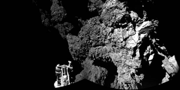 Philae fête son premier anniversaire, Rosetta revient vers lui - La Libre