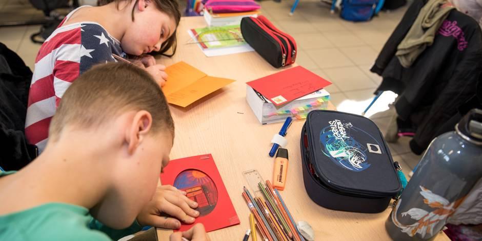 Les bonnes pratiques face au décrochage scolaire - La Libre