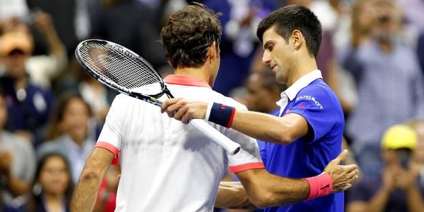Masters: Djokovic et Federer dans le même groupe - La Libre