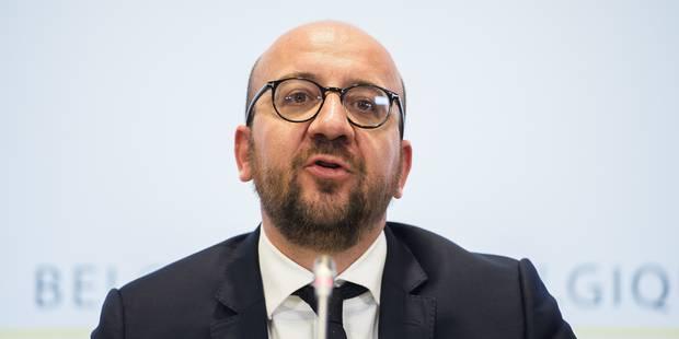 Attentats de Paris: niveau d'alerte maximal pour les grands événements en Belgique - La Libre