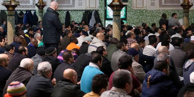 """L'Union des Mosquées de Bruxelles: """"Le terrorisme est aux antipodes des valeurs humanistes de l'Islam"""" - La Libre"""