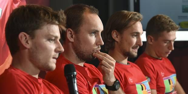 Coupe Davis: la compo de l'équipe belge révélée - La Libre