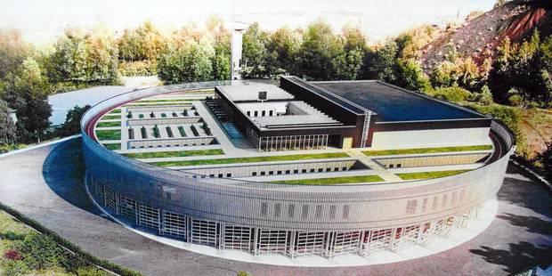 Pollution à Charleroi: une facture de 1,7 million pour la caserne - La Libre