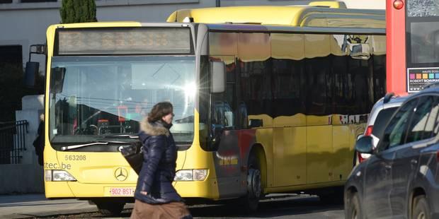 Homicide à la gare des bus de Namur: la victime a été rouée de coups - La Libre