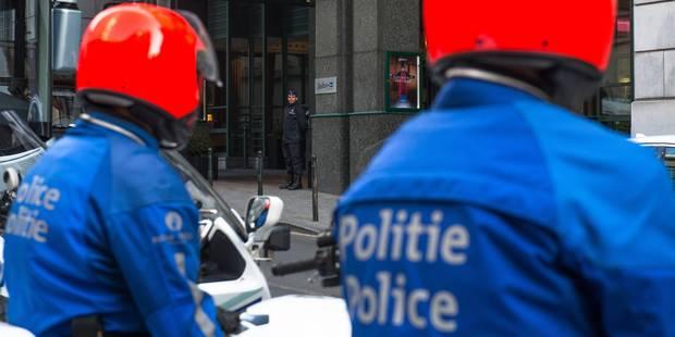 La réserve fédérale d'intervention doublée à Bruxelles - La Libre