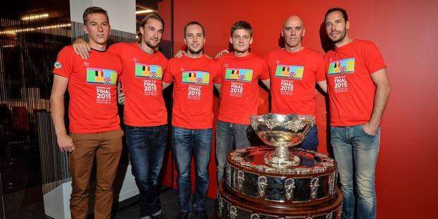 Coupe Davis: les choses sérieuses débutent - La Libre