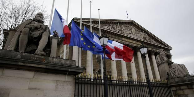 Attentats à Paris: l'Assemblée nationale prolonge de trois mois l'état d'urgence en France - La Libre