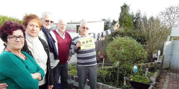 Monceau-sur-Sambre: les riverains ne veulent pas d'un nouveau bail de vingt ans - La Libre