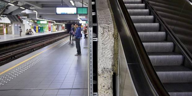 Menace terroriste à Bruxelles: aucun métro ne circule jusque dimanche 15h - La Libre