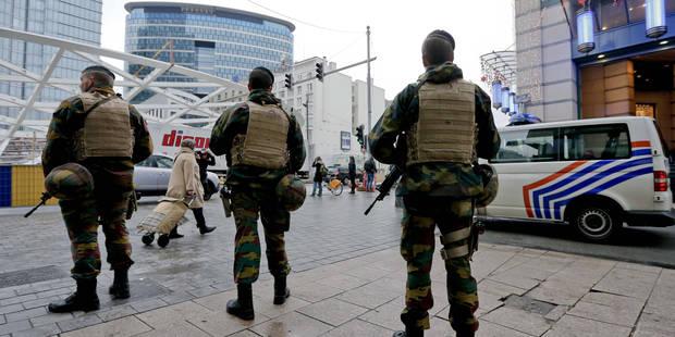 Menace terroriste : Les métros et de nombreuses lignes de bus à l'arrêt à Bruxelles - La Libre