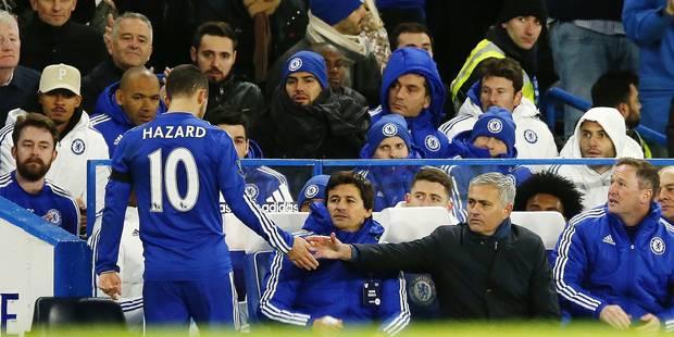 Hazard et Mourinho se remettent en question - La Libre