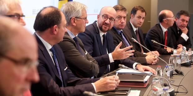"""La Chambre installera une commission spéciale """"terrorisme"""" jeudi - La Libre"""