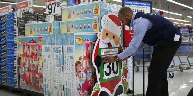 """USA: les détaillants comptent sur le """"vendredi noir"""" pour remonter la pente - La Libre"""