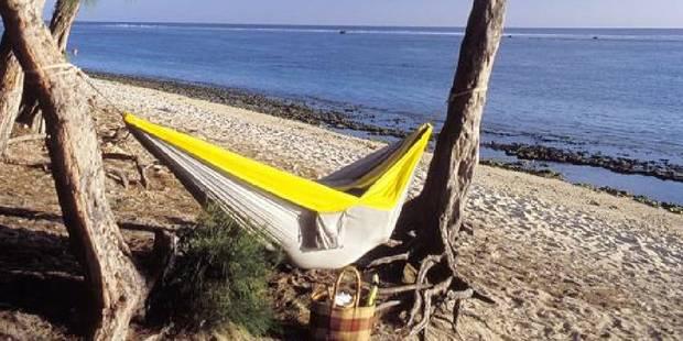 A la Réunion, Philippe fuit la plage qui s'effrite - La Libre