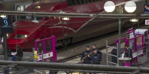 La France installera prochainement des portiques de sécurité pour le Thalys - La Libre