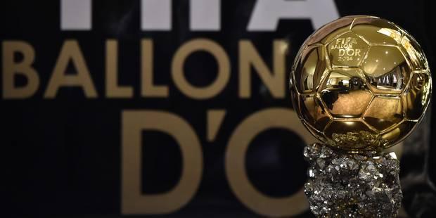 Ballon d'Or: Voici les trois finalistes - La Libre