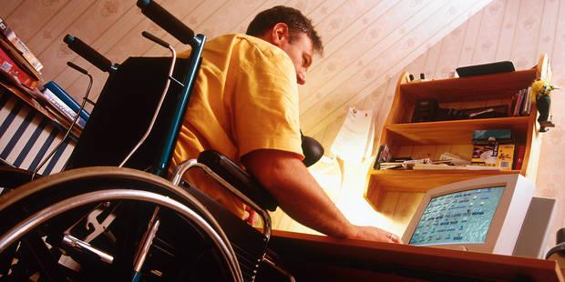 Quelque 2.000 personnes handicapées exclues du chômage - La Libre