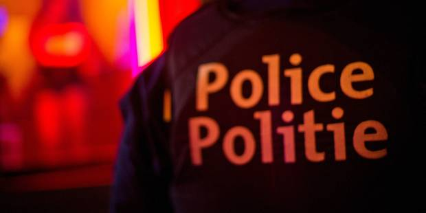 Près de 800 policiers font défaut à Bruxelles - La Libre
