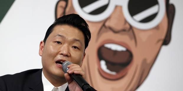 """Après """"Gangnam style"""", Psy est de retour avec deux nouveaux clips - La Libre"""