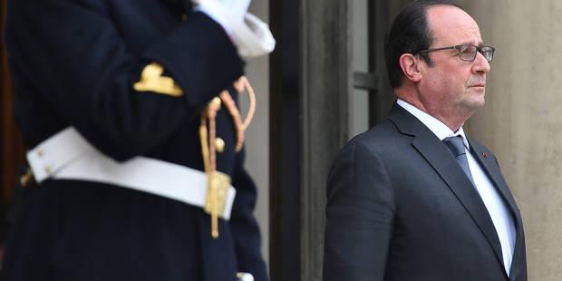 Etat d'urgence, déchéance de nationalité: l'exécutif français prépare une modification de la Constitution - La Libre