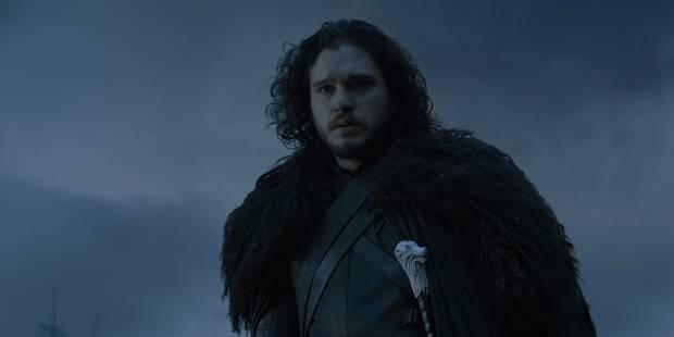 Un premier teaser pour la saison 6 de Game of Thrones - La Libre