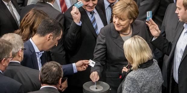 L'Allemagne combattra également l'EI en Syrie - La Libre