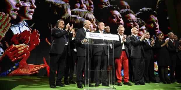 COP21: premier obstacle franchi à la conférence de Paris - La Libre