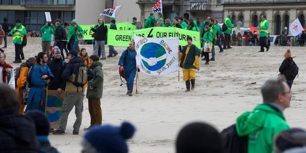 COP21: un brouillon à débrouiller - La Libre